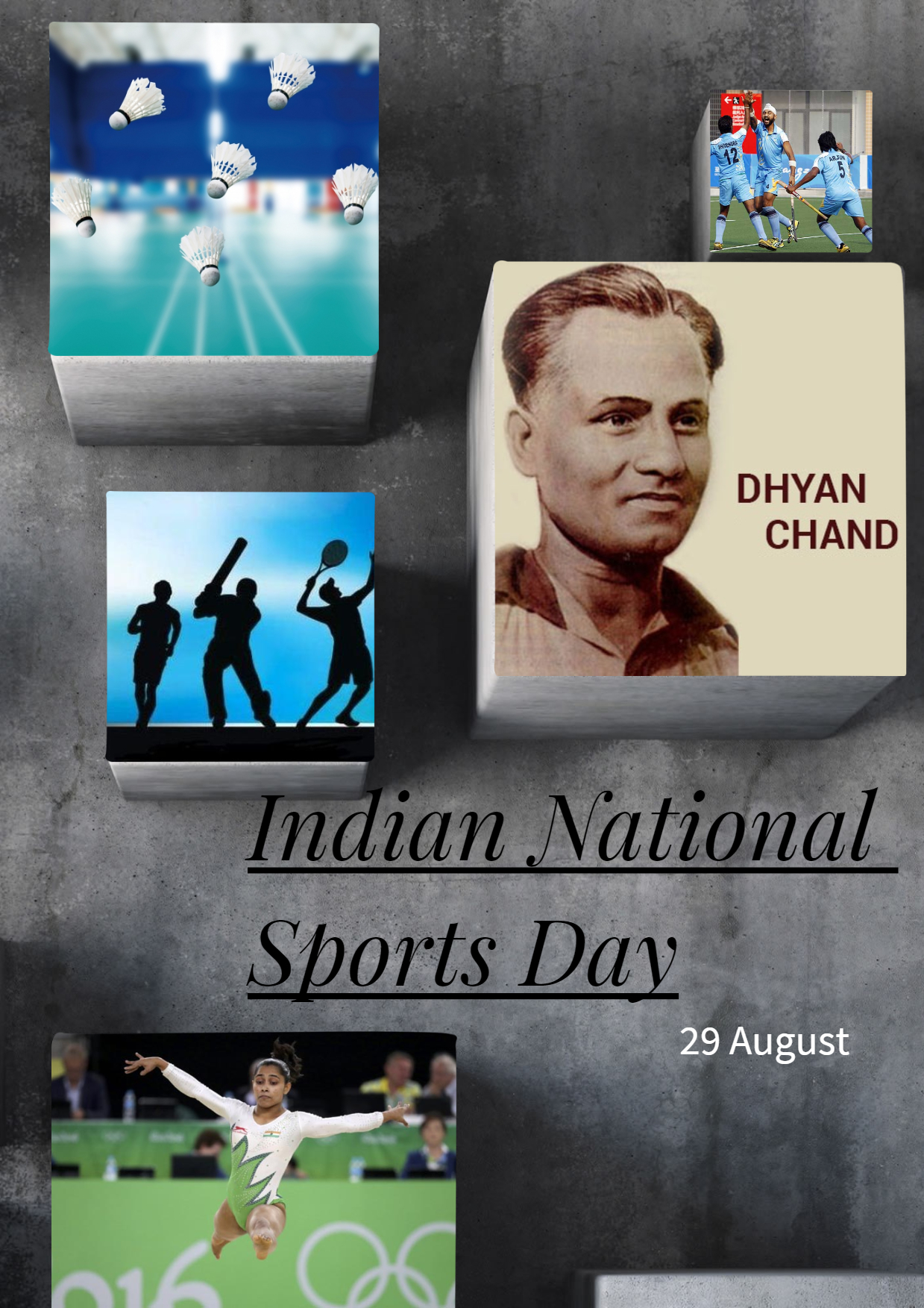 sports day of india