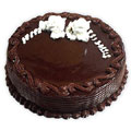 Send Eggless Cakes to Delhi