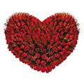 Valentine Flowers to Delhi : Valentines day Gifts  to Delhi
