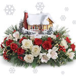 Send Christmas Flowers to Delhi : Flowers to Delhi : Christmas Flowers to Delhi