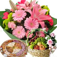 Mothers Day Gifts to Delhi : Mother's Day Flowers to Delhi : Mother's Day Cakes to Delhi
