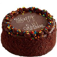 Send Birthday Cake Fresh Flowers Delivery Via Oyegifts New Delhi Image 1