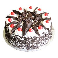 Best Cakes to Delhi - Black Forest Cake From 5 Star