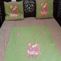 Wedding Gifts Delivery In Delhi : ... Gifts to Delhi : Gifts to Delhi : Send Bed Sheets to Delhi Online