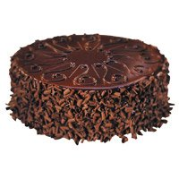 Eggless Cakes to Delhi - Chocolate Cake From 5 Star