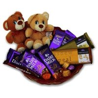 Send Chocolates Basket to Shahdara Delhi