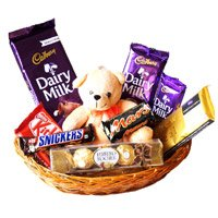 Chocolates and Gifts to Delhi