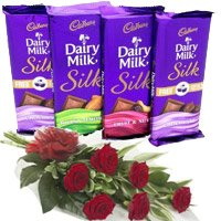 Send Chocolates to Delhi Azad Nagar