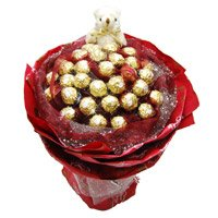 Chocolate Bouquet Home Delivery in Delhi