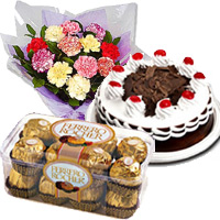 Send Online Flowers to Delhi