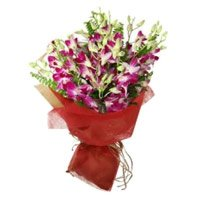 Orchid Bouquet in Delhi