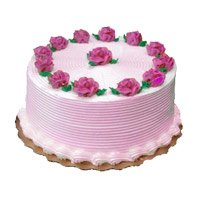 Cake Delivery in Delhi Vasant Kunj - Strawberry Cake