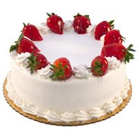 Best Strawberry Cakes to Delhi