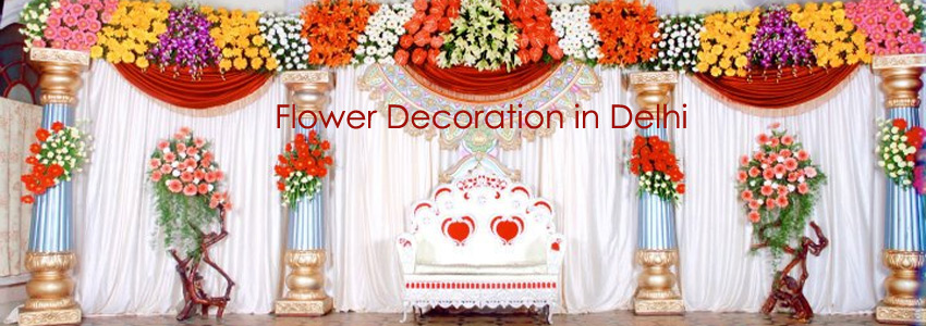 flowers to delhi - Flower Decorations