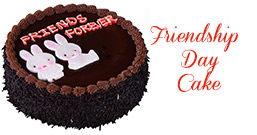 Friendship Day Cakes to Delhi