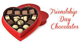 Friendship Day Chocolates to Delhi