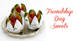 Friendship Day Sweets to Delhi