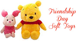 Friendship Day Soft toys to Delhi