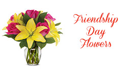 Friendship Day Flowers to Delhi