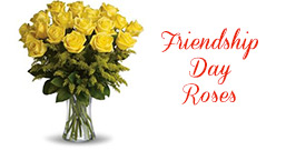 Friendship Day Roses to Delhi