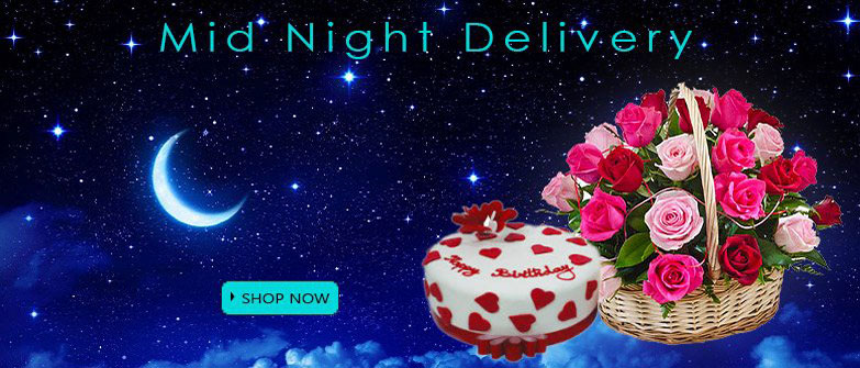 Midnight Delivery Gifts to Bhopal