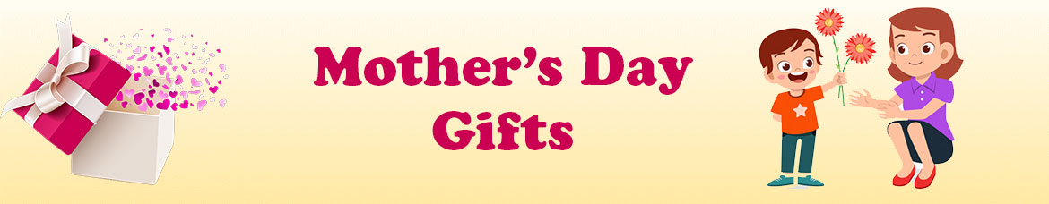 Mother's Day Gifts to Delhi