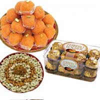 Sweets to Delhi, Send Gifts to Delhi