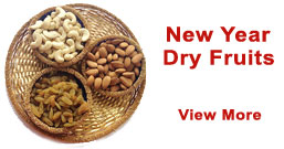 Send Dry Fruits to Delhi