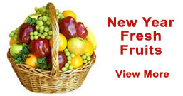 New Year Fresh Fruits in Delhi