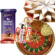 Send Rakhi Hampers to Delhi : Rakhi Hampers to Delhi : Online Rakhi Hampers to Delhi