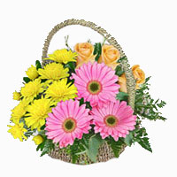 Flowers to Sardhana : Send Flowers to Sardhana