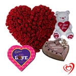 Valentines Day Gifts to Delhi, Send Valentines day gifts to Delhi