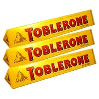 Send Tobelerone Chocolates to Delhi Defence Colony