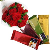 Valentine's Day Flowers Delivery in Delhi