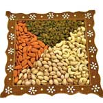 Gifts to Agra : Dry Fruits to Agra
